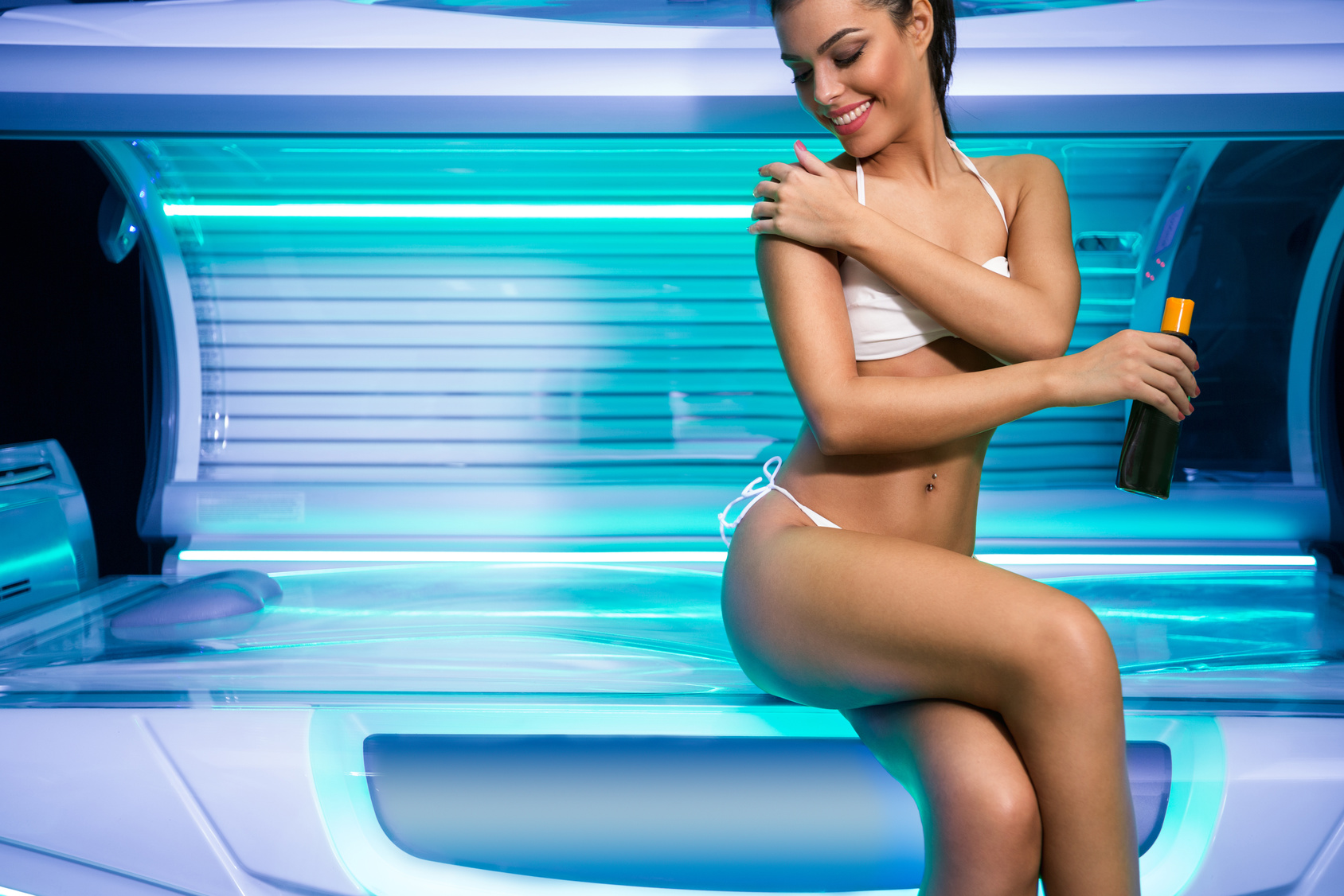 does tanning help with acne?   seasons salon & day spa